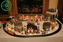 Model Train Layout Ideas / by Kim Andersen