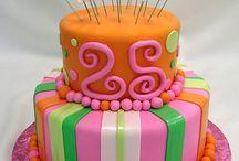 Cakes / by Felt So Cute