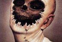 Creepy things / by Rebecca Spraggins