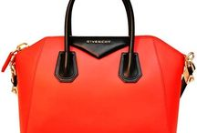 Handbags / by Neondra Byrd