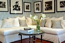 Family room / by Pamela Forrest Slaugh