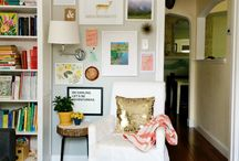 Gallery Walls / by Allison Wilcox