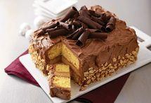 Kraft Delicious Desserts Recipes Pin and Win / #kraftrecipes  / by April Yedinak