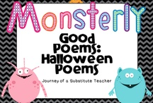 Monster theme / by Michelle McNeil Bouchard
