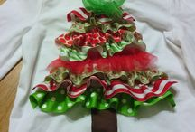 Maddie Holiday outfits / by Andrea Taylor-Marshall