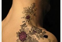 tattoos / by Leah Barber