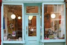 store ' market inspiration / by Stina Gans