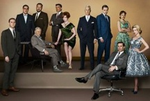 Mad About Mad Men! / by Donna Habershaw