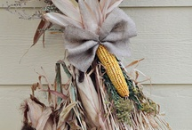 Fall Decor / by Andrea Balough- Reed