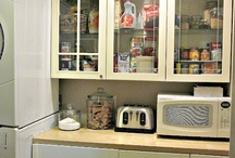 Pantry/Laundry Room Ideas / by Jamie H