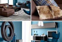 Living room ideas / by Marisa Berndt