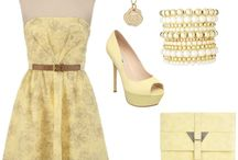 Outfits / by Megan Davenport