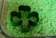 Holiday {St. Patrick's} / We're all a little Irish on St. Patrick's Day! Watch out for those sneaky leprechauns! / by Darcy