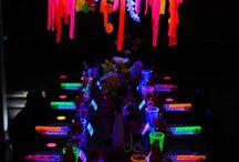 glow in the dark party / by alli stielow