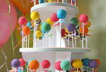 Cake Pops / by Debra Richter-Silnicki
