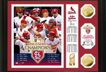 St. Louis Cardinals / by Heather Hall