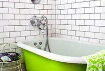 Bathrooms / by whtdevil