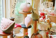 pincushions / by Sue Creager