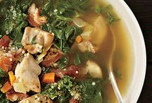 Recipes: Soups / by Kate Roberson
