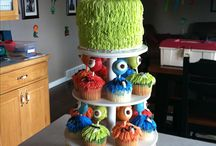Party Idea - Monsters / by Jamie Shaner