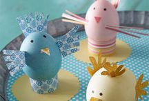 Easter Crafts / by Christmas Tree Market