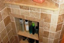 bathroom remodel / by Kira Johnston
