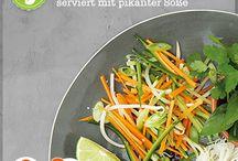 Classic/Veggie Menü KW10 / Die Übersicht der leckeren Mahlzeiten der HelloFresh kommende Woche! / by HelloFresh