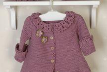 Baby crochet clothes / by Amera Yosri