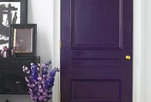 Violet / Color Inspiration: Violet, purple, and lavender. / by StencilSearch