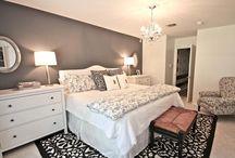 Master Bedroom / by Crystal Hobson Leiber