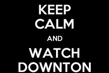 Everything Downton / by Purple Girl