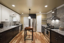 Granite Countertops / by Hoffman Kitchen and Bath