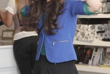 Zooey Deschanel Style / Things Zooey has worn that I will one day attempt to make. / by Jodie