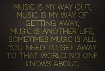 Music / All about music! / by Leonard Hamilton Jr.