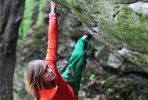 Climbing / by Rabbit Ridge Farm (Jordan Charbonneau)