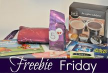 Freebie Friday / Freebie Friday is an event exclusively hosted at forthemommas.com - check out this board every Friday for the best Freebie Deals! #freebiefriday / by For the Mommas