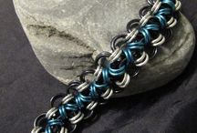 1. Wire jewlery / by Tanya A