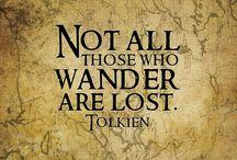 Tolkien / My favorite author / by Len Roberto