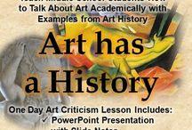 Art History / by Ruzanna Carter