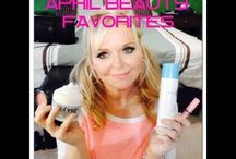 Monthly Beauty Favorites / by Weight Watcher Girl