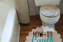Bathroom - DIY / by Patti Craven