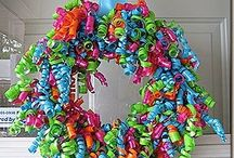 Wreaths and such / by Debra Lusby