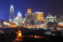 Cincinnati / A board for photographs of the city my family called home for a 180 years. / by david hannaford mitchell