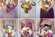 Lovely Bridesmaids / by Sylvia DeLay