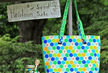 Totes Ma Totes Bags Made by YOU / by Emmaline Bags & Patterns