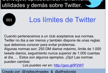 Consejos y herramientas Twitter / by Alfredo Vela