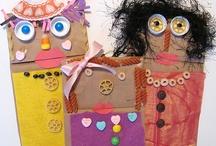 Puppets / by bestforkids