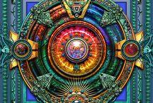 Kaleidoscopes / by Cathy Howie