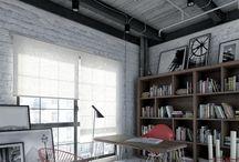 Herringbone & Chevron Wood Floors / Hard wood flooring, parquet, interior design / by WellAppointedCatwalk