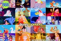 Disney Awesomeness / by Dani Liddell